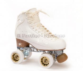Agonistica 38 Risport Dance Elite + Roll-Line Dance + Ruote ICE
