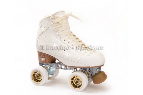Risport Dance Elite + Roll-line Dance + Ruote Ice