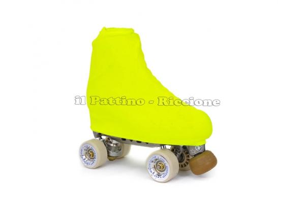 Copripattini colore giallo fluo