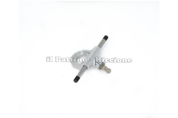 Crociera roll line in alluminio BASSA