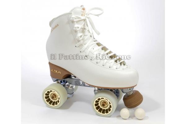 Edea Classica + Roll-Line Dance + Ruote ICE