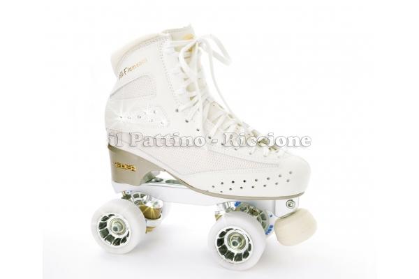 Edea Flamenco + Roll-line Mariner Cup + Ruote Ice