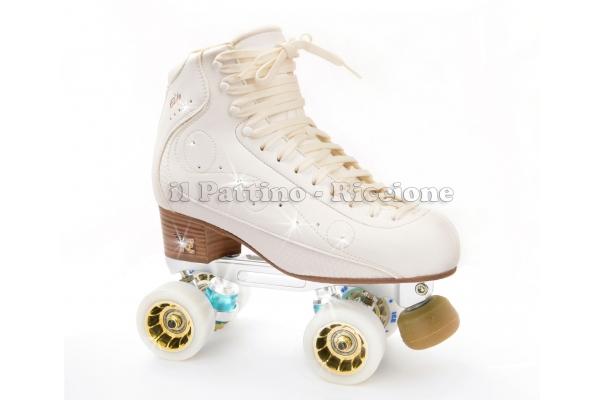 Risport Dance Elite + Roll-line Mistral + Ruote ICE