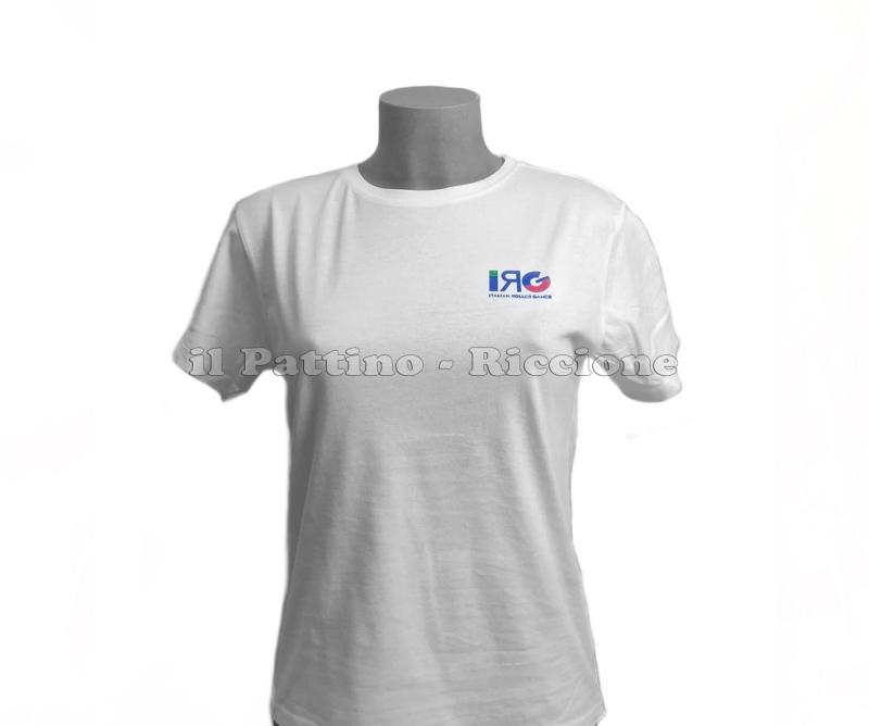 T-Shirt IRG Italian Roller Games - Donna